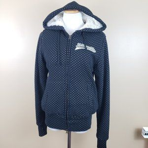 EUC College Zip-Up hoodie